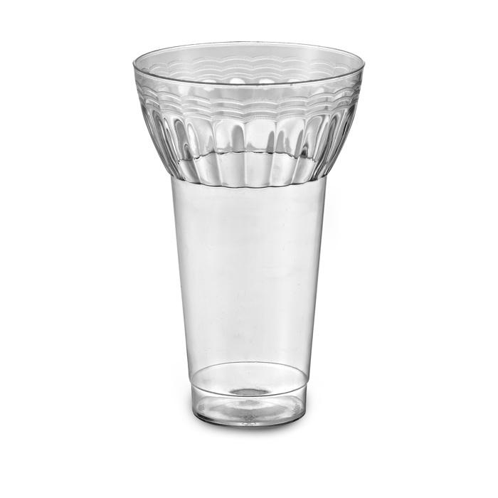 Well-known Emi-Repg12 240 Disposable Plastic Parfait Glasses Parfait Cups UP72