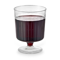 Emi-Yoshi Emi-rewg2 240 2oz Disposable Plastic Dessert Wine Shot Glasses