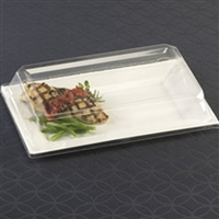 "Emi-Yoshi Emi-Rp11lp 13.5"" By 8.5"" Rectangle Plate Dome Lids"