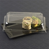 "Emi-Yoshi Emi-Rp9lp 12"" By 7.5"" Rectangle Plate Dome Lid ( Pet )"