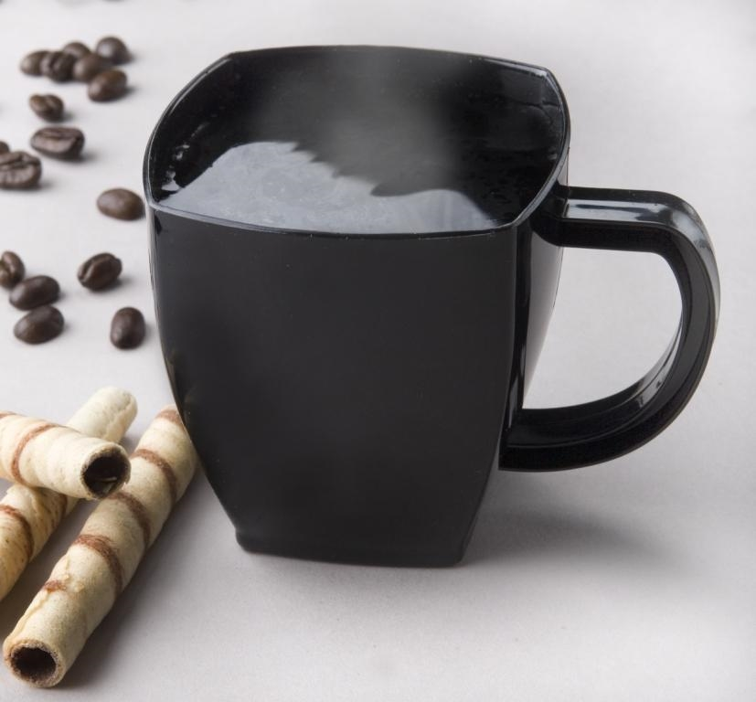 emi yoshi emi sm8 8 oz square mugs coffee espresso tea cups