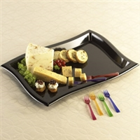 "EMI Yoshi Emi-Wt1014  10"" x 14"" Rectangle Wave Tray"
