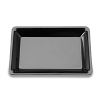 "Emi-Yoshi Emi-1014 Rectangle Disposable Plastic Serving Trays 10"" By 14"""