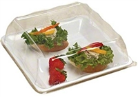 "Emi-Yoshi Emi-1111lp 10.75"" by 10.75"" Square Pet Dome Lids"