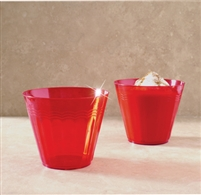 Emi-Yoshi Emi-Retr9 Disposable Plastic Rock Tumbler Cups