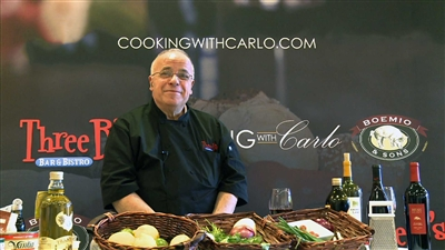 COOKING WITH CARLO ---  February. 19, 2020