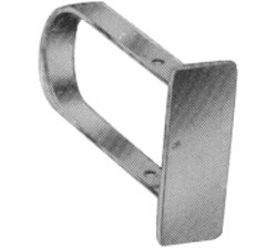 End Cap for rectangular tubing