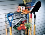 Garage Garden Rack and Basket Fixture Depot