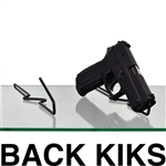 Gun Back Kikstand Counter Display Fixture Depot