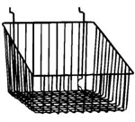 Deep Sloped Front Basket Fixture Depot