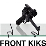 Gun Front Kikstand Counter Display Fixture Depot