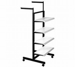 "ROLLING SHELF AND 16"" ARM UNIT"