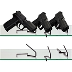 Gun Kikstand Counter Display Fixture Depot