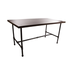 Pipeline Large Nesting Table with Top
