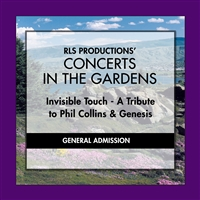 Invisible Touch : A Tribute to Phil Collins, 1 General Admission Ticket