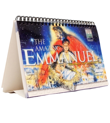 The Amazing Emmanuel - Devotional Calendar