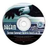 Daring to Dream Again - Sermon Resources Bulletin Inserts