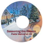 Pastor's Manual for Seasoning the Season on CD-ROM