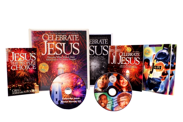 Celebrate Jesus Basic Preacher's Starter Kit