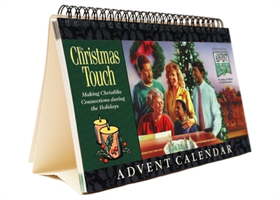Advent Calendar for The Christmas Touch