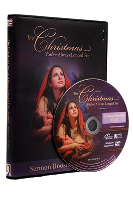 The Christmas You've Always Longed For  - Sermon Video DVD