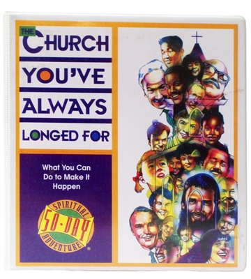 CD-ROM Pastor Manual for The Church You've Always Longed For