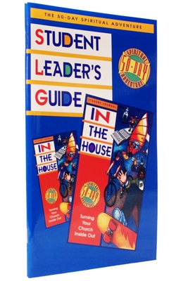Student Leader Guide  for The Church You've Always Longed For