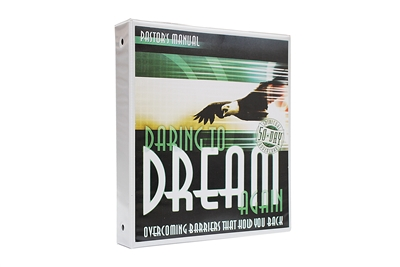 Daring to Dream Again - Sermon Video Pastor's Manual on CD-ROM