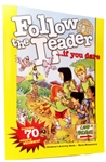 Follow the Leader Children's Activity Book (K-Grade 2)