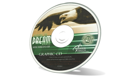 Daring to Dream Again Promotional Graphics CD
