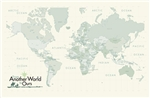 From Another World to Ours  - Sermon Resources Map