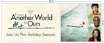 From Another World to Ours  - Sermon Resources Banner
