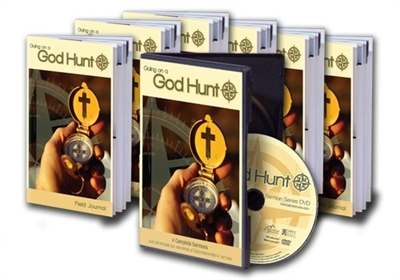 Going on a God Hunt DVD Series with 144 Field Guides