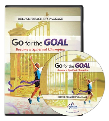 Olympic Sermon Series - Go for the Goal