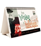 From Humbug to Hallelujah!  -  Advent Calendar