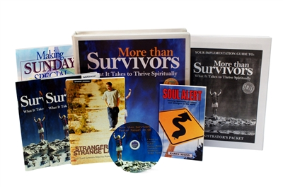 Basic Preacher's Starter Kit for More than Survivors