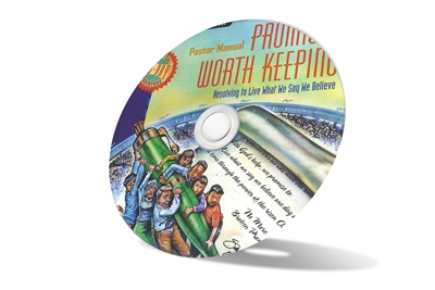 CD-ROM Pastor's Manual for Promises Worth Keeping