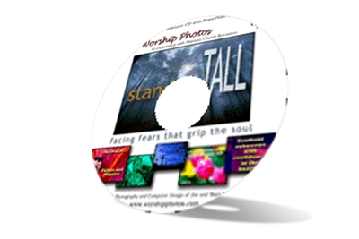 CD-ROM Standing Tall Worship Photo