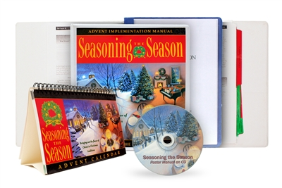 Seasoning the Season - Christmas Sermon Series