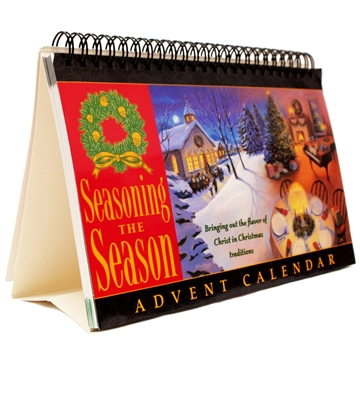 Seasoning the Season   -  Advent Calendar