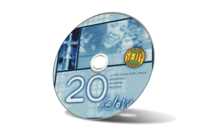 Student Leader EdgeTV Video DVD for Seeing the Unseen Christ - 20 Below