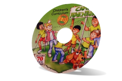 Kid's Curriculum CD for Find a Friend in Jesus
