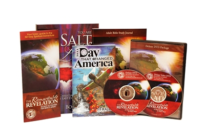 The Remarkable Revelation - Sermon Series Deluxe Campaign Kit