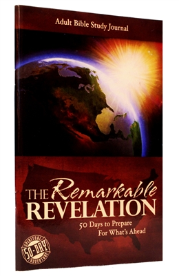 The Remarkable Revelation Adult Bible Study Journals