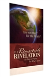 The Remarkable Revelation - Sermon Series 2'-wide x 3'-tall full-color Poster