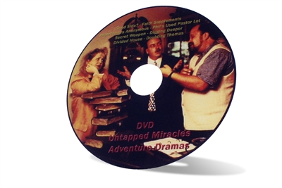 Dramas DVD for Untapped Miracles