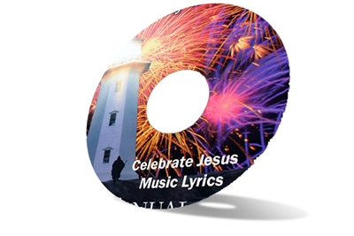Music Lyrics CD for Celebrate Jesus