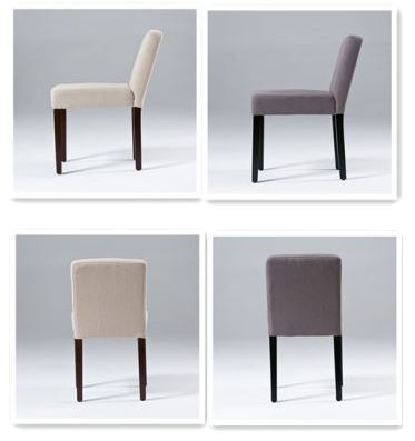 low back dining chairs | linen dining chair | dining chairs