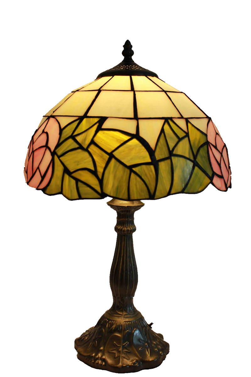 Picture of: Tiffany Table Lamps Tiffany Style Table Lamps Tiffany Lamp Pink Rose Zinc Base 12 Inch Tiffany Lamp 12 Inch Tiffany Lamp Shade 12 Tiffany Lamp Shade Pink