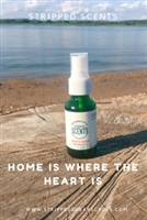 Home Is Where The Heart IsStripped Scents Aromatherapy Spray